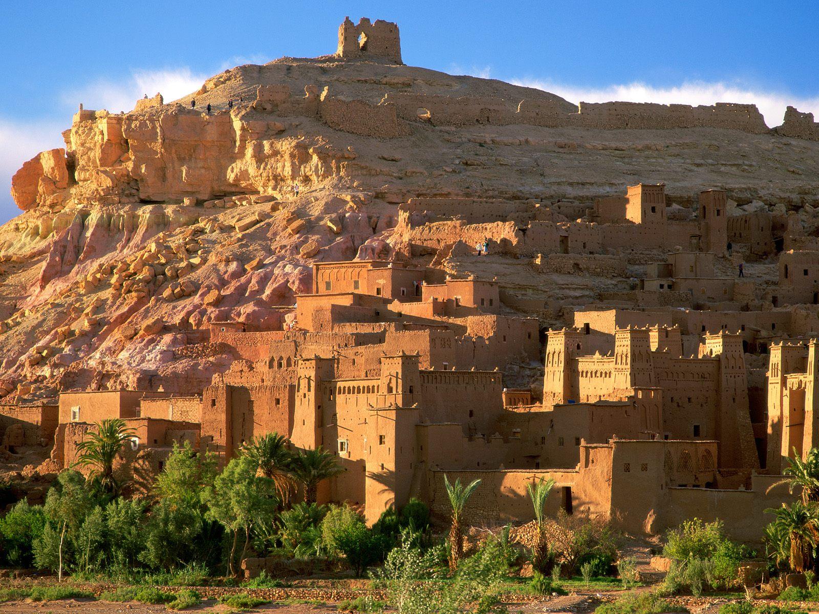 Reis til Marokko
